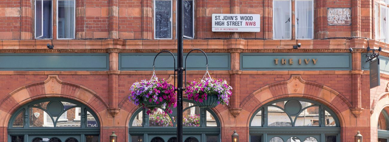 The Ivy St John's Wood