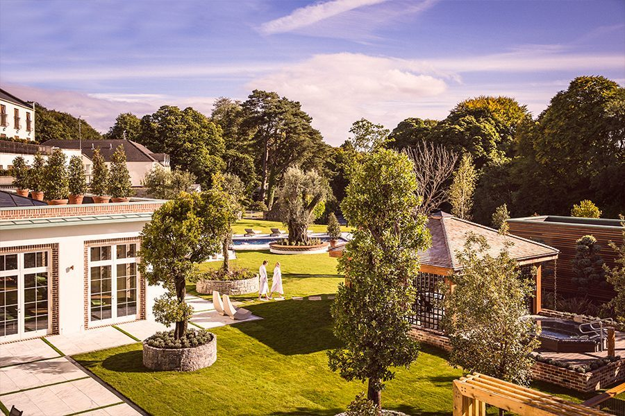 Galgorm hotel and spa
