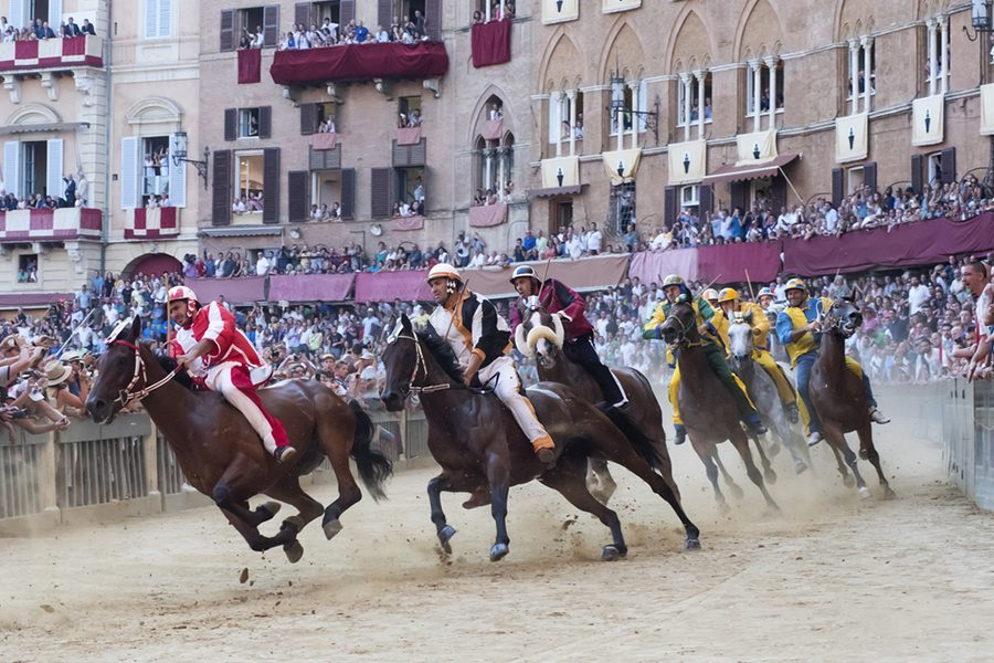 Tuscany festivals