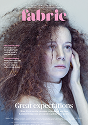 Chloe Pirrie Exclusive Interview Fabric Magazine