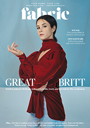 Exclusive Interview Brittany Ashworth Fabric Magazine January 2020