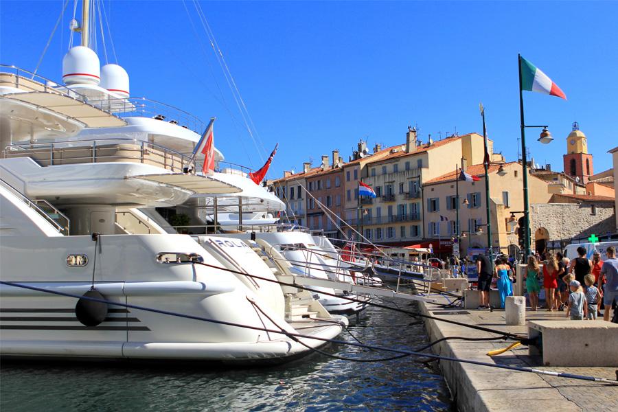 Cote dazur yachting destination