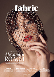 Fabric Magazine Exclusive Interview Alexandra Roach February 2020