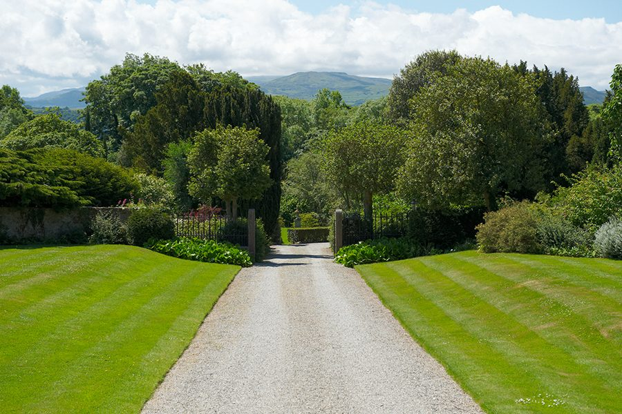 Travel review Bodysgallen Hall North Wales