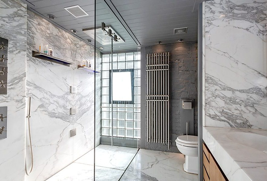 Curzon Street, W1J, Bathroom