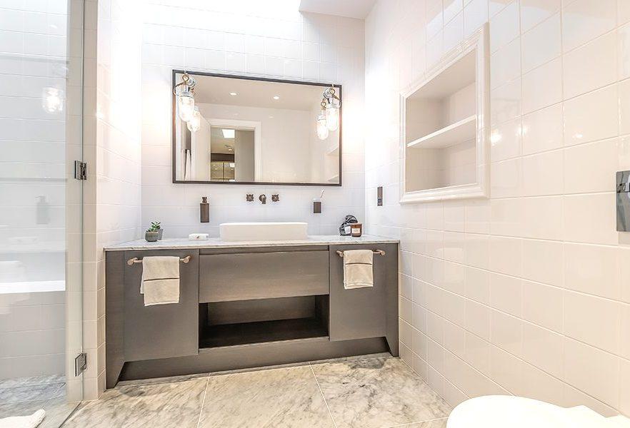 Down Street Mews, W1J, Bathroom