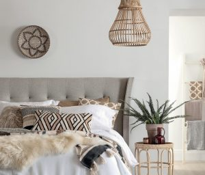 Fabric Magazine Interiors - snug furnishings