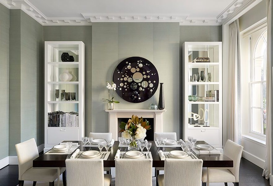 Chester Terrace, Dining Room