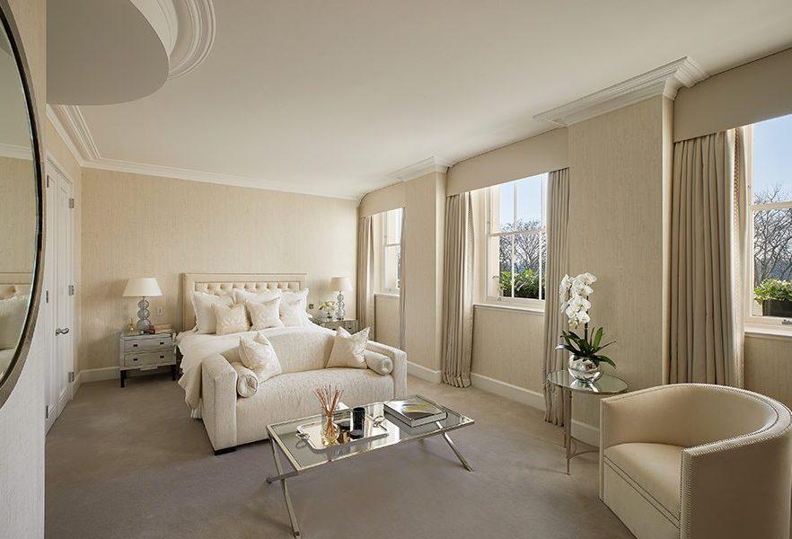 Chester Terrace, Bedroom