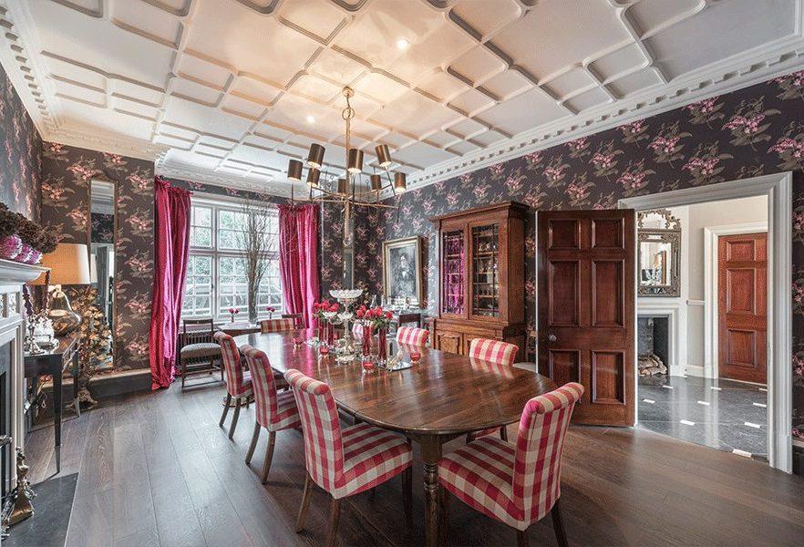 Elsworthy Road, Dining Room
