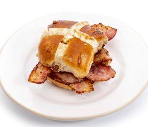 Gails hot cross bun