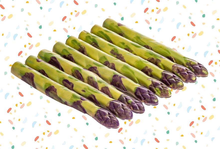 3. Chocolate asparagus, The Chocolate Libertine, £19.99