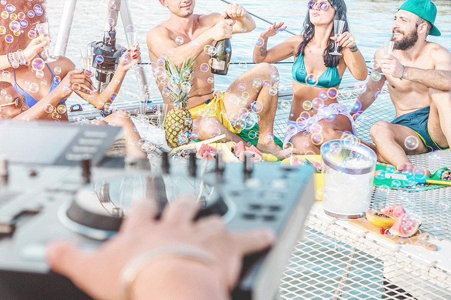 Y.CO yacht charter 2020