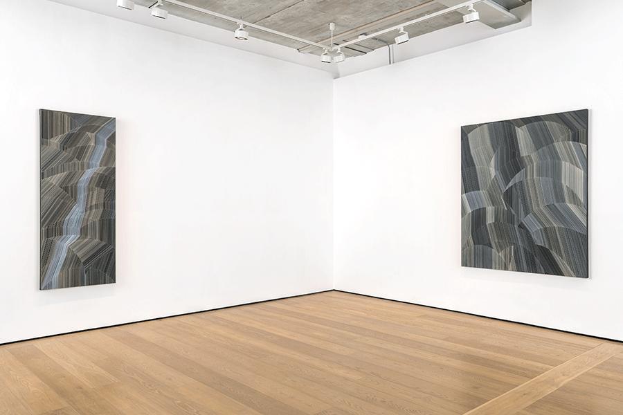 Peter Peri Almine Rech London Exhibition