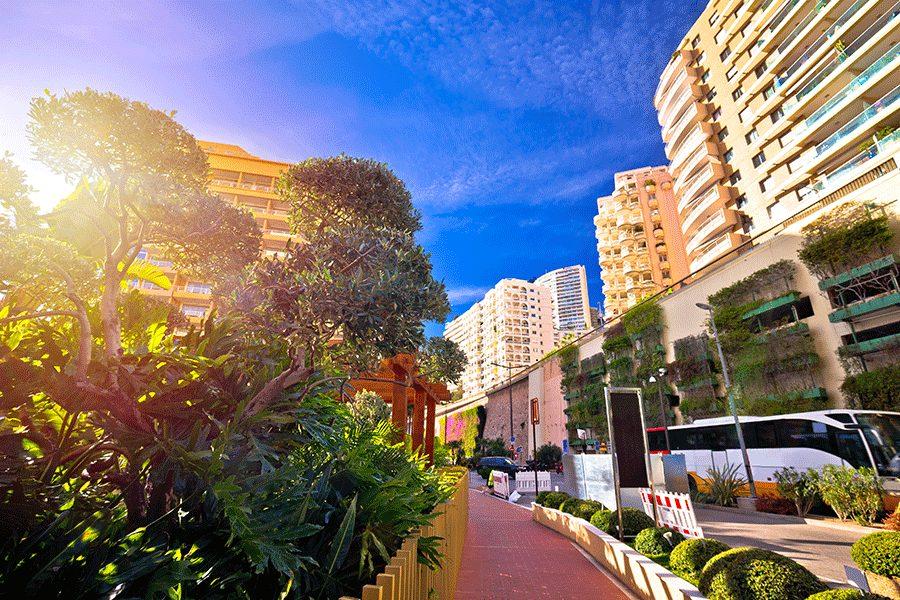 3 - Princess Grace Avenue, Monaco