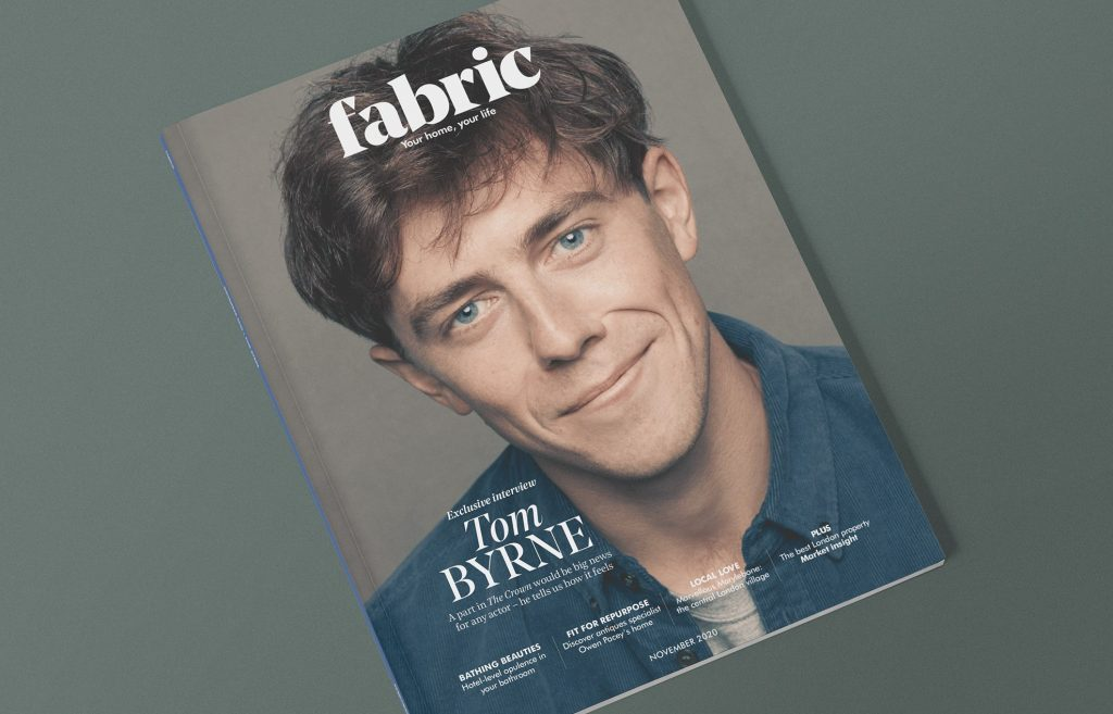 Tom Byrne The Crown Prince Andrew November 2020 Fabric Exclusive Interview