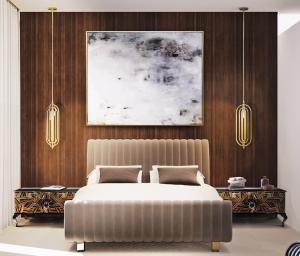 Bedroom - Fabric