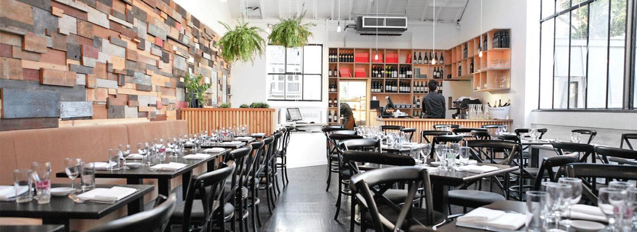 gate restaurant food london
