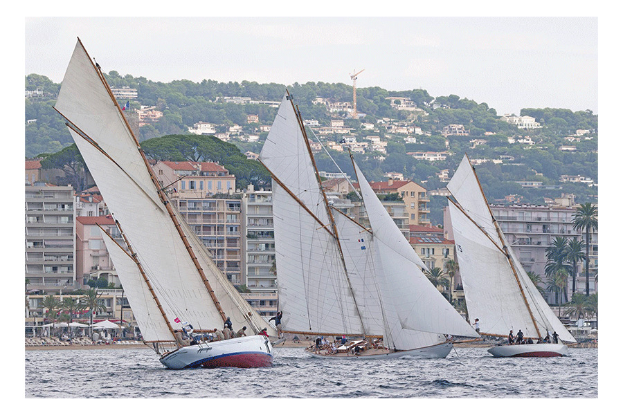 Sailing France